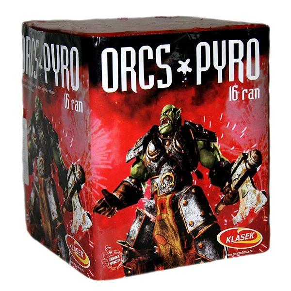 ORCS PYRO Ausverkauft