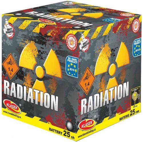 Radiation Ausverkauft