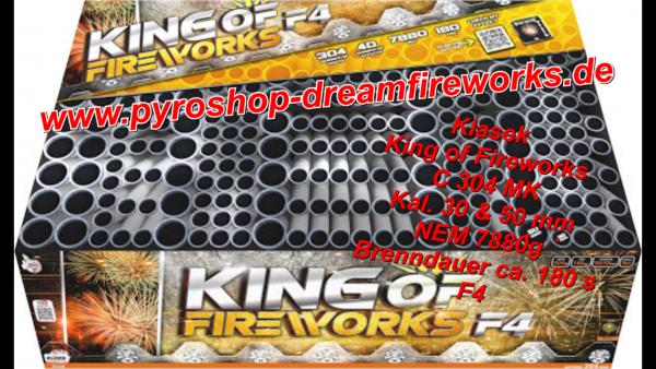 KING FIREWORKS C304MK Nur auf Vorbestellung