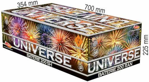 C2003U/C UNIVERSE AUSVERKAUFT