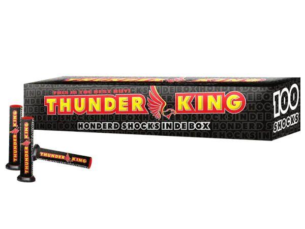 Thunderking Singel Schuss 100 Stück