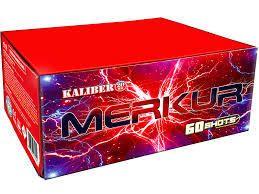 MERKUR 60 Schuss Batterie NEU
