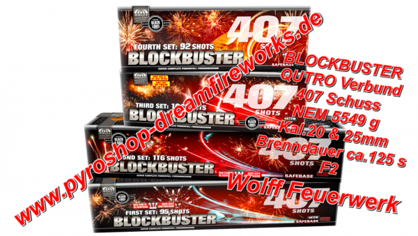 BLOCKBUSTER Top Angebot 26 Euro gespart