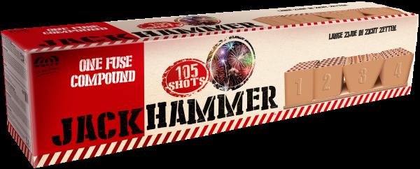 JACKHAMMER NEU Nur noch 20 Stück Verfügbar
