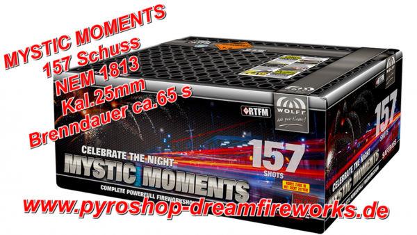 MYSTICS MOMENTS Top Angebot 20 Euro gespart