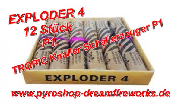 TP4 Exploder 4 P1 SOFORT verfügbar