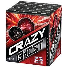 CRAZY GHOST