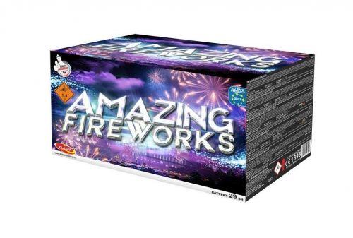 Amazing Fireworks - Super Batterie