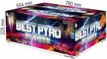 BEST PYRO IN TOWN Für Silvester vorbestellbar!!!!