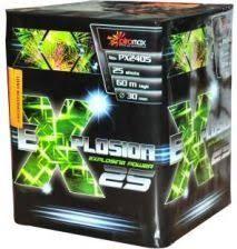 PXB2405 eXplosion GREEN AUSVERKAUFT