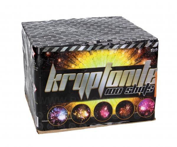 KRYPTONITE MEGA 100 Schuss Batterie