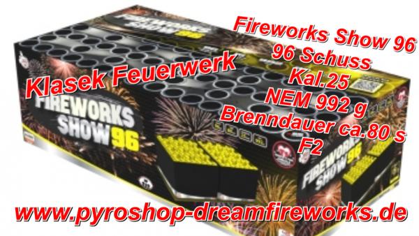 FIREWORKS SHOW 96
