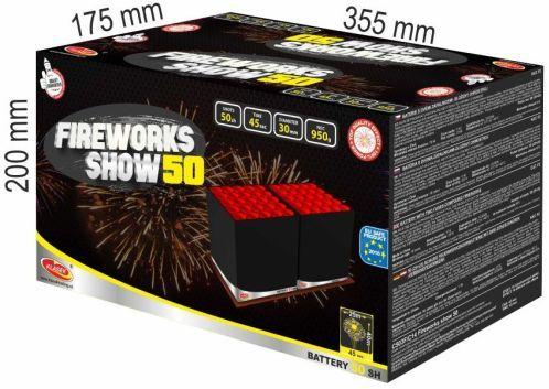 FIREWORKS SHOW 50 SALE